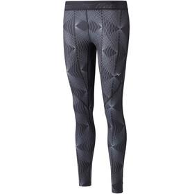 Mizuno Impulse Printed - Pantalon running Femme - noir
